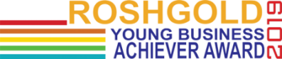Roshgold Young Business Achiever Awards Logo