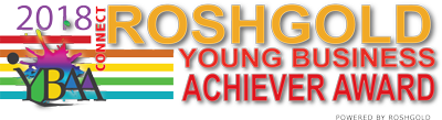 Roshgold Young Business Achiever Awards Logo
